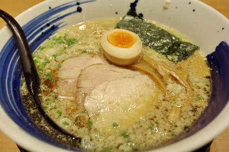 Japanese noodle, Ramen photo