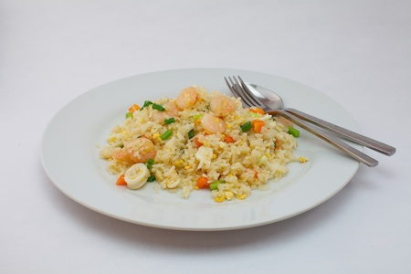 FRIED RICE Stock Photo - 15755371
