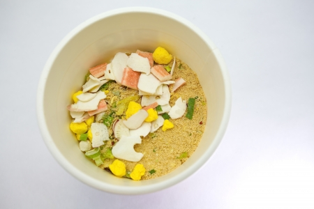 junky: CUP NOODLES  Stock Photo