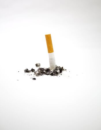 disorderly: Cigarettes