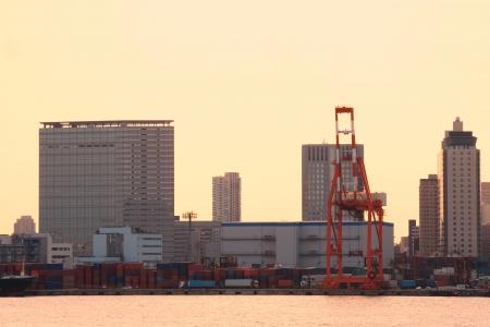 Shipping Cargo in tokyo
