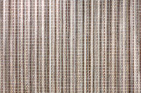 Texture of bamboo mat photo
