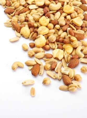 mixed nuts: Mixed Nuts