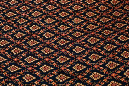 contrasty: Textile pattern in asian style