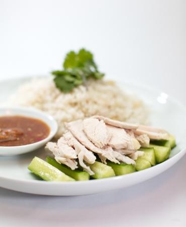 eaten: chicken rice