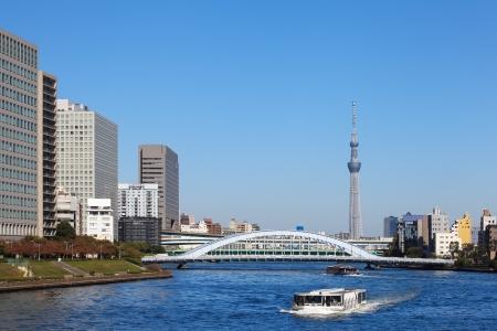Tokyo sky tree photo