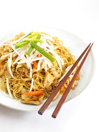 中国揚げ麺