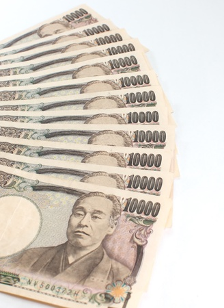 Japanese yen Stock Photo - 16678353