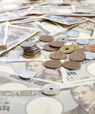 Japanese yen Stock Photo - 16678256