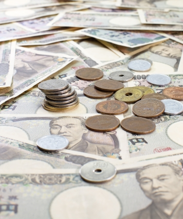 Japanese yen Stock Photo - 16678256