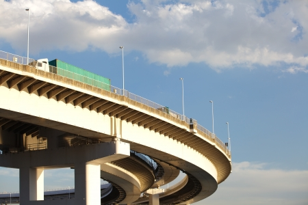 flyover: Turning Bridge