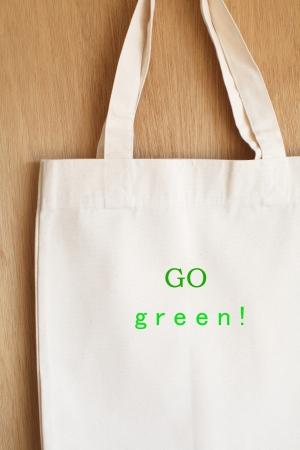 Flax eco bag photo