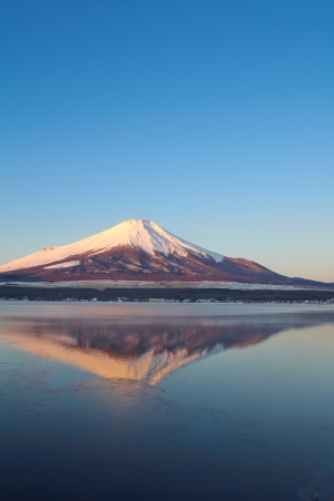 Mountain Fuji photo