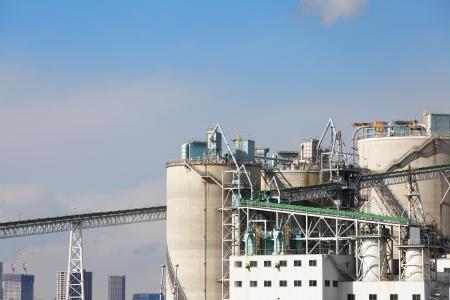 Refinery factory Stock Photo - 17522959