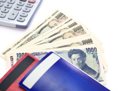 yen note: Japanese YEN note
