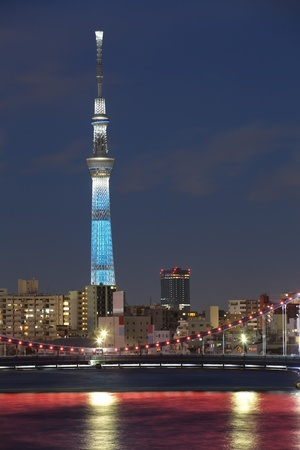oshiage: Tokyo Sky tree