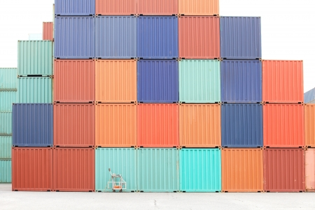 Containers Stock Photo - 18097983