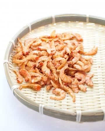 Small dry shrimp Stock Photo - 18092356