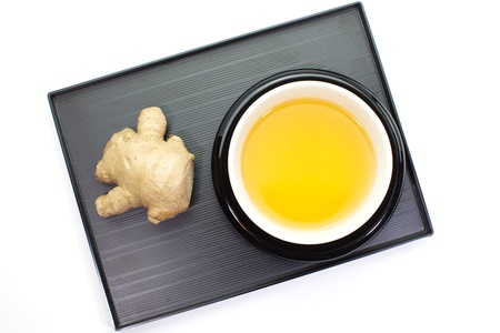 Ginger tea  photo