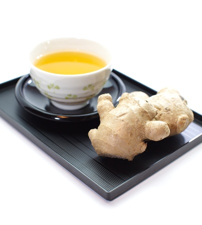 Ginger tea  Stock Photo - 18238422