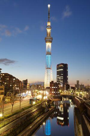 View of Tokyo Sky Tree