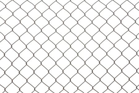 ufortyfikować: ogrodzenia z drutu żelaza