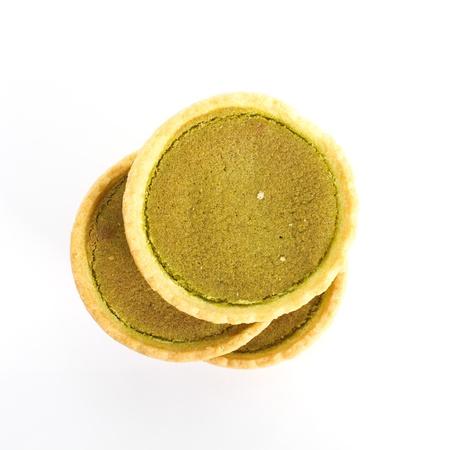 Dessert Green Tea Tarts  photo