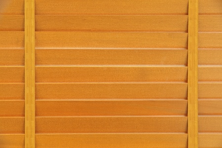 louvered: Wooden shutters