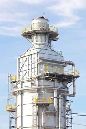 Petrochemical plant Stock Photo - 19870473