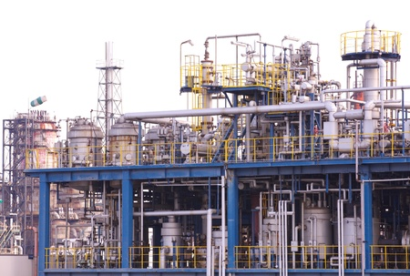 Petrochemical plant  photo