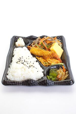 Japanese ready-made lunchbox, Bento