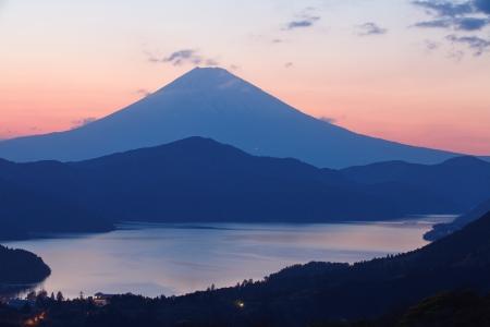 mt: Mountain Fuji in spring season