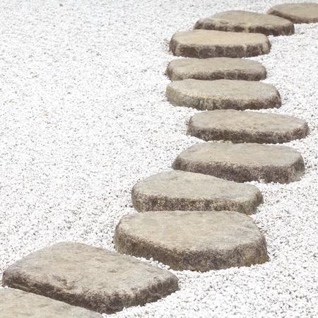 Garden stone nature  photo