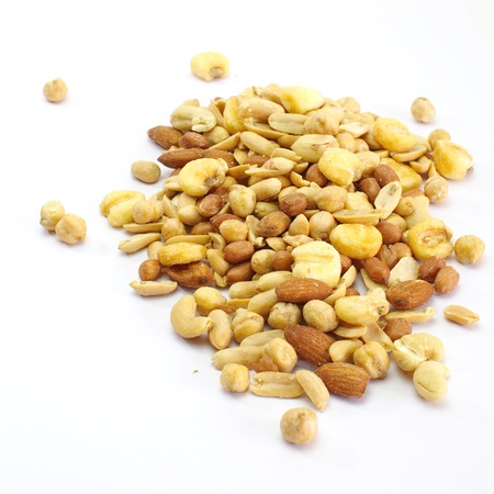 Mixed Nuts  photo