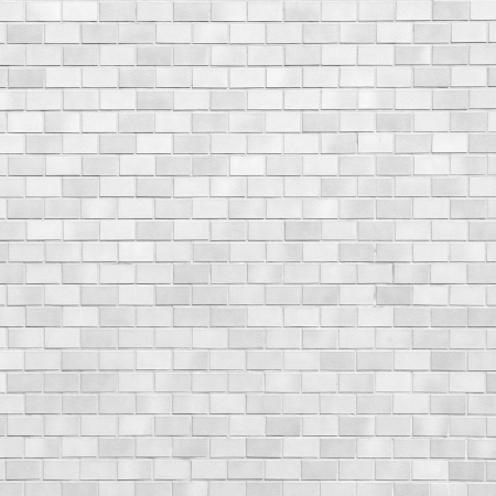 White modern wall background  photo