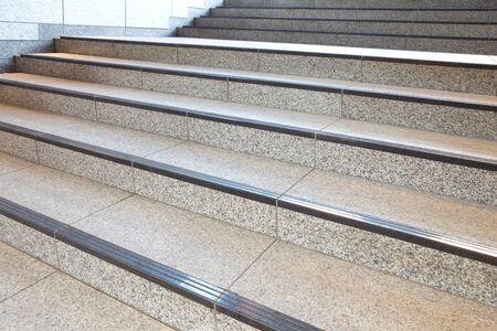 Stair concrete  photo