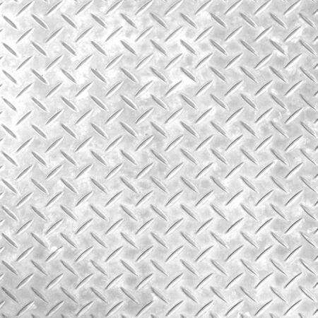 Background of white metal Stock Photo - 20576585