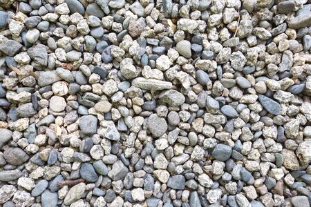 Background of pebble stones