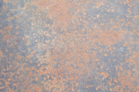 Background of grunge metal plate photo