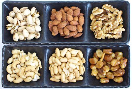 Mix of Nuts Stok Fotoğraf