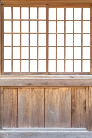 texture of Japanese sliding paper door photo & Texture Of Japanese Sliding Paper Door Shoji Stock Photo Picture ...