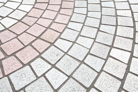 harmonic: harmonic floor tiles background Stock Photo