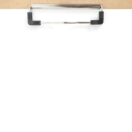 instigator: Clip board and colored paper