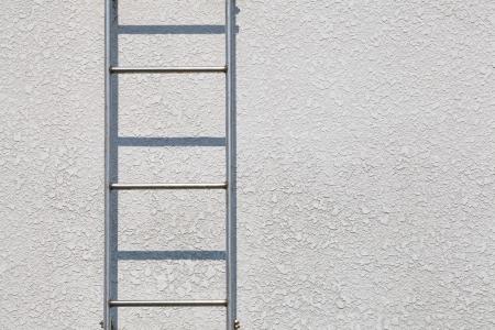 Metal ladder photo