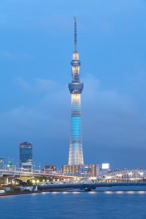 Tokyo Sky Tree  Stock Photo - 21838614