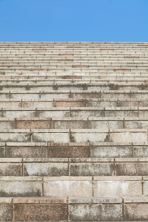 Abstract stairs in outdoor Stock Photo - 21873032
