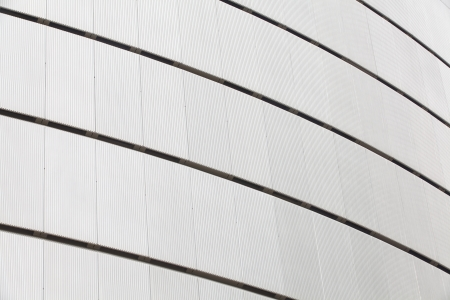 Front view of office building texture photo