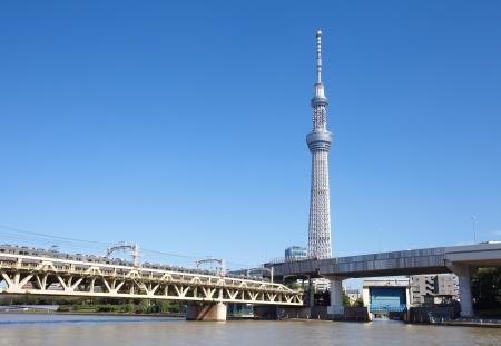 Vue de Tokyo Sky Tree