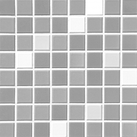 Pattern from gray tiles - seamless photo