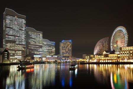 横浜スカイライン夜景